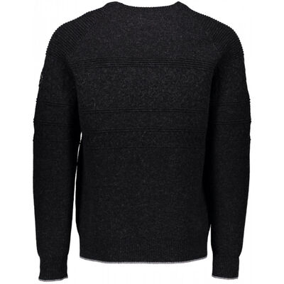 Obermeyer Textured Crew - Mens
