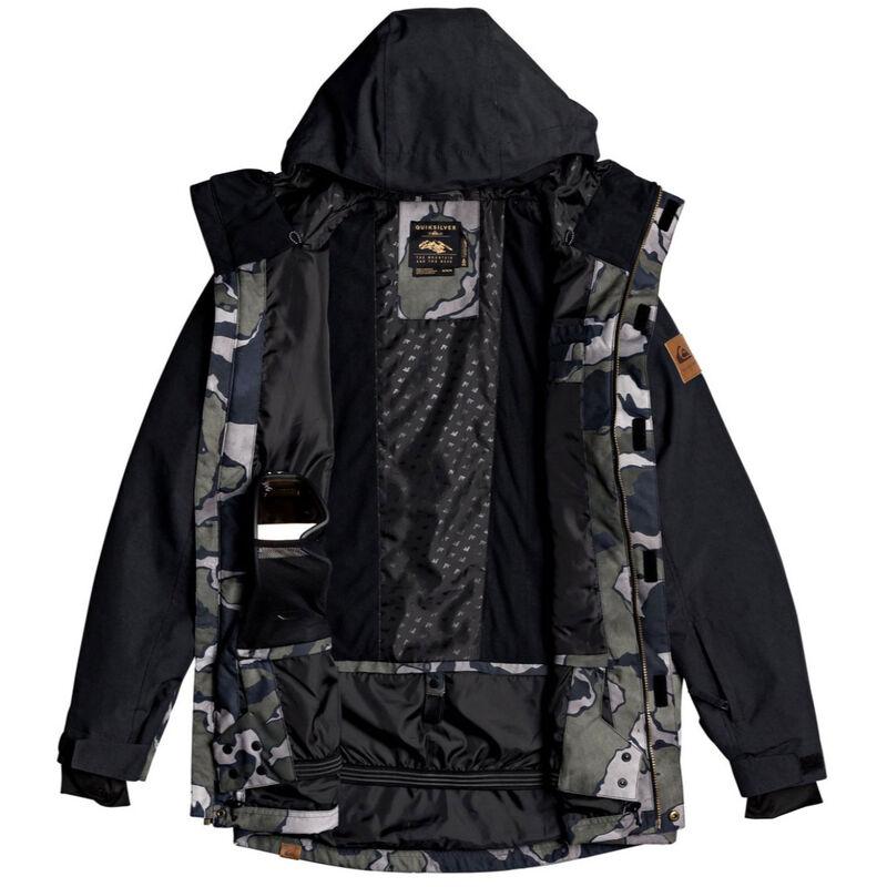 Quiksilver Horizon Snow Jacket - Mens 19/20 image number 2