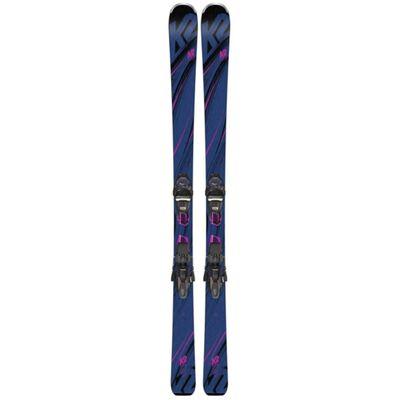 K2 Endless Luv w/ ERC10 TCX System Skis - Womens 18/19