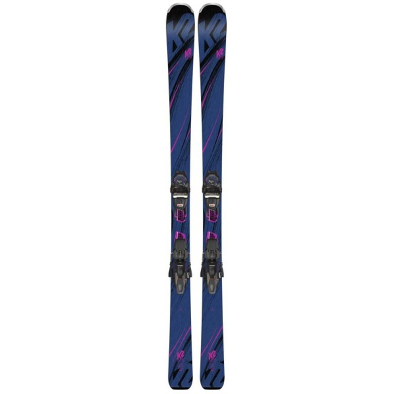 K2 Endless Luv w/ ERC10 TCX System Skis - Womens 18/19 image number 0