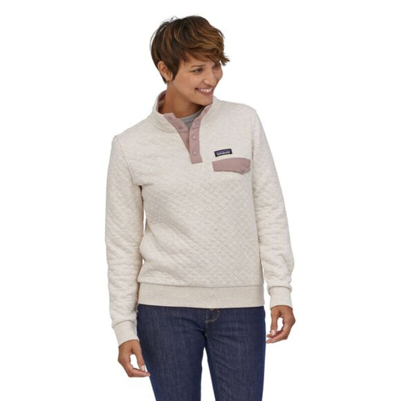 Patagonia Organic Cotton Quilt Snap-T Pullover Womens image number 1