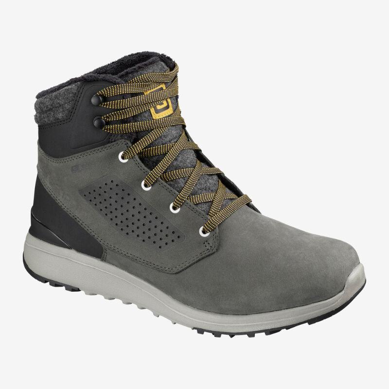Salomon Utility Winter Climasalomon™ Waterproof Boot Mens image number 0