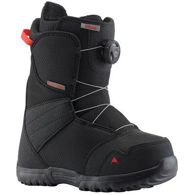 Burton Zipline Boa Snowboard Boots - Kids 21/22