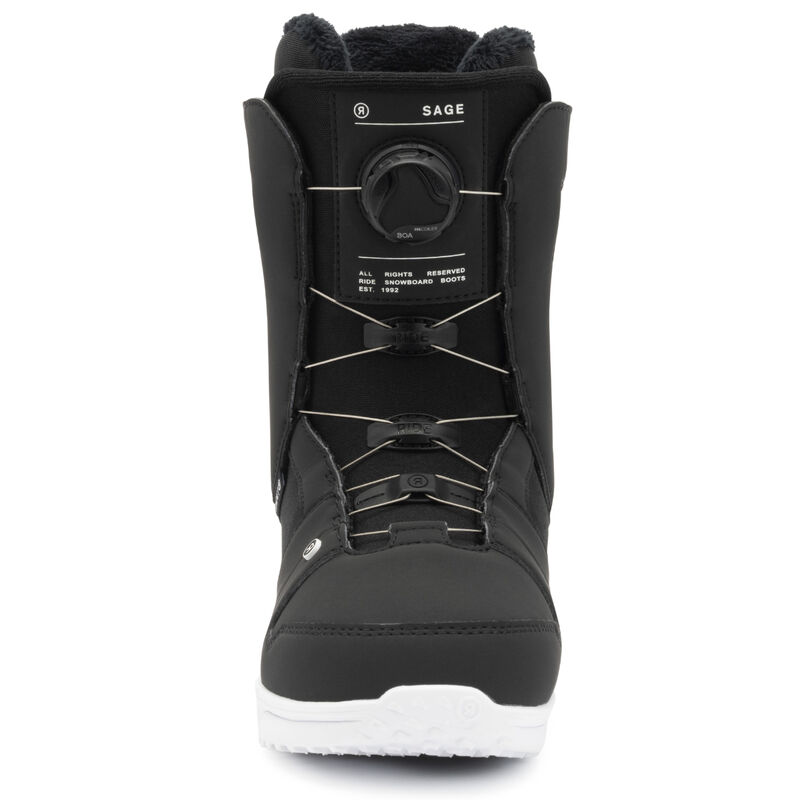 Ride Sage Snowboard Boots Womens image number 2