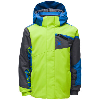 Spyder Challenger Jacket - Toddler Boys - 19/20