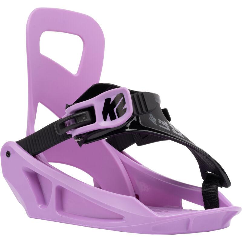 K2 Lil Kat Snowboard Bindings Toddler image number 0