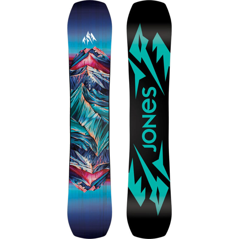 Jones Twin Sister Snowboard - Womens 20/21 image number 1