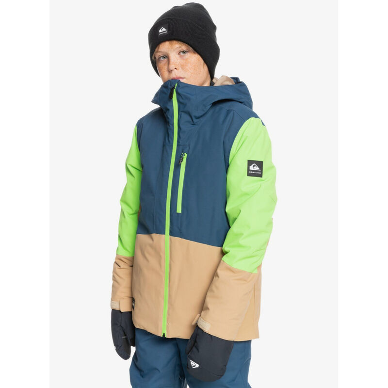 Quicksilver Ambition Snow Jacket Boys image number 0