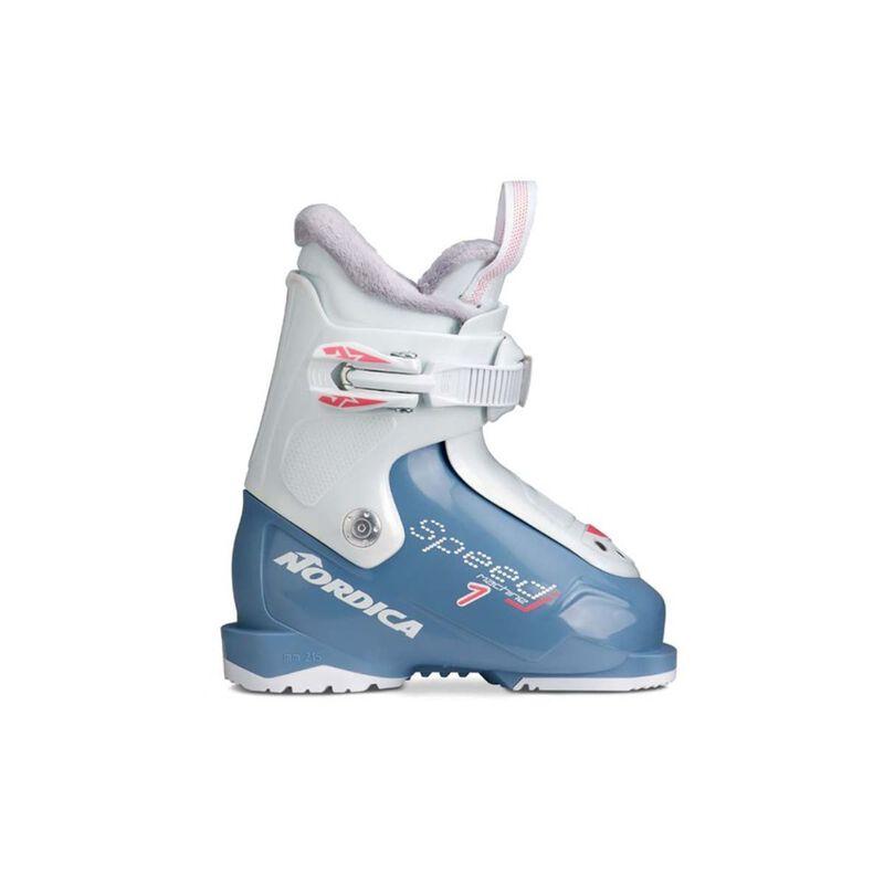 Nordica Speedmachine J 1 Ski Boots Girls image number 0