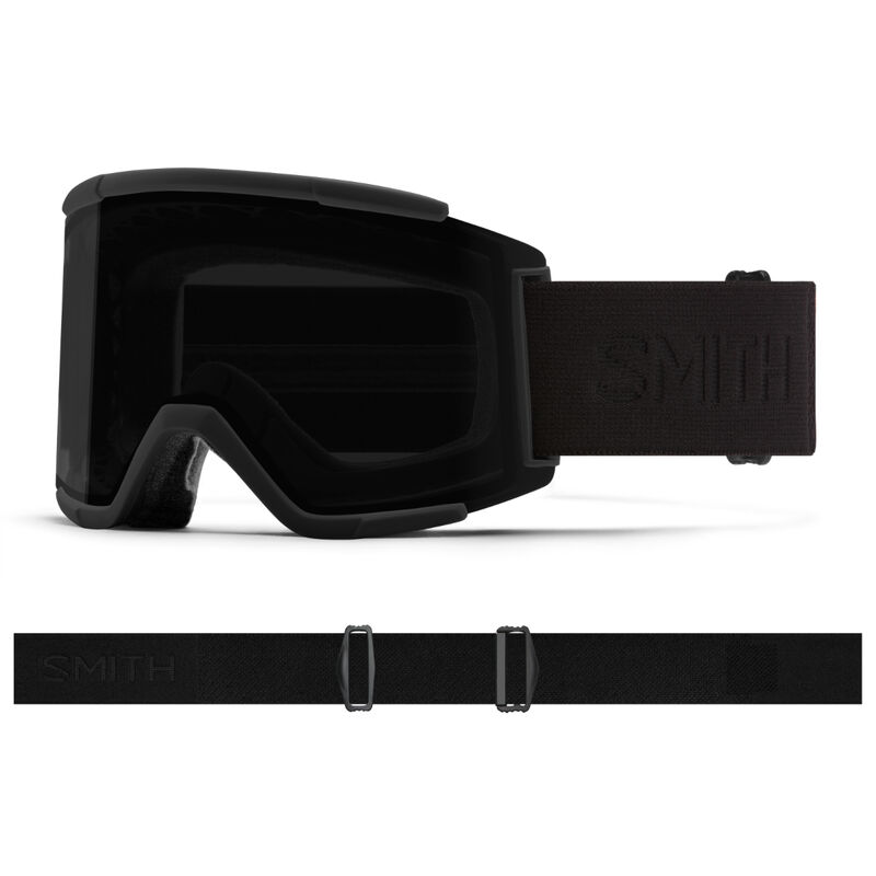 Smith Squad XL Goggles Blackout image number 0