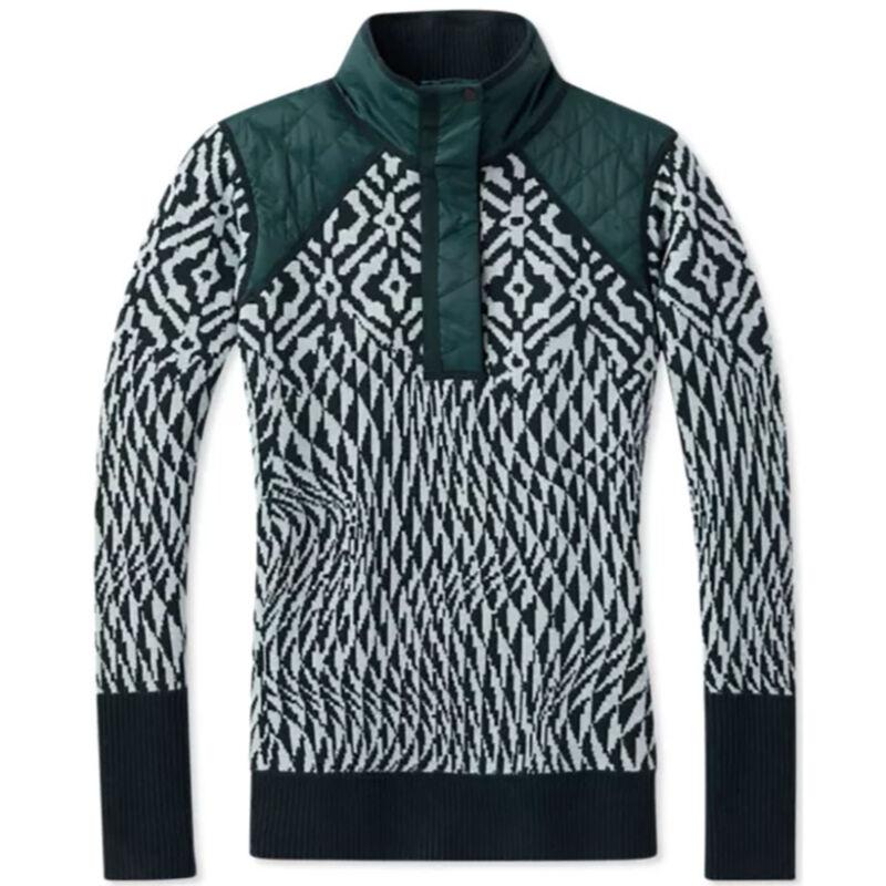 Smartwool Ski Ninja Pullover Sweater Womens image number 0