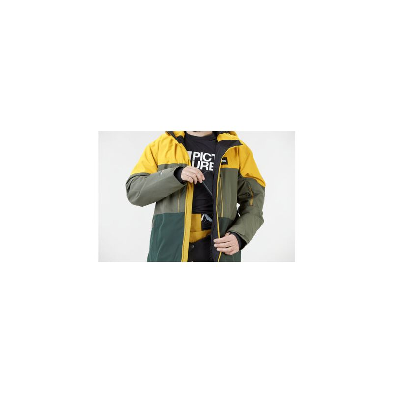 Picture Organic Object Jacket Mens image number 3