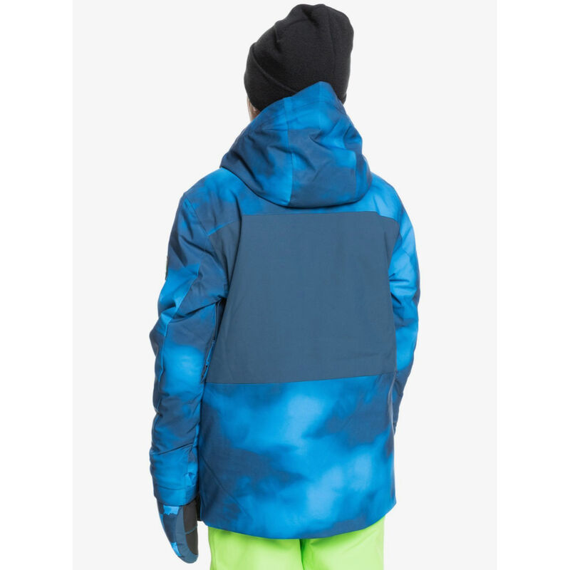Quicksilver Side Hit Snow Jacket Boys image number 1