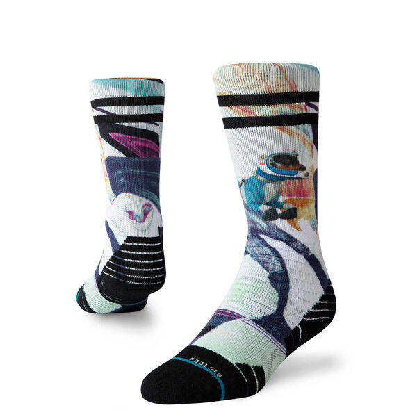 Stance Astro Dog Socks Kids