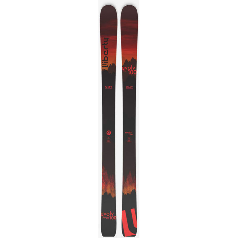 Liberty Evolv 100 Skis - Mens 20/21 image number 0