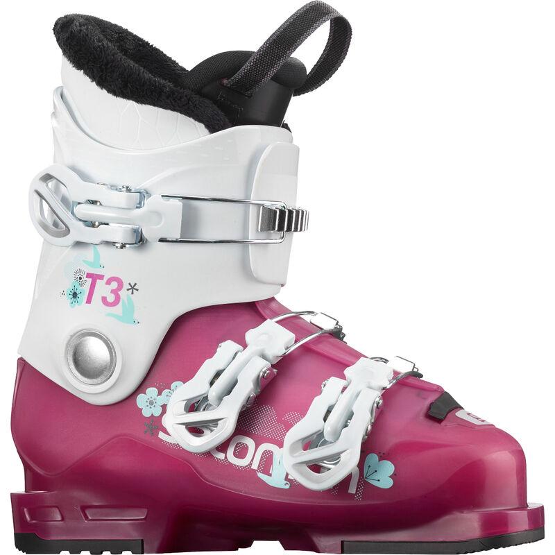 Salomon T3 RT Girly Ski Boots Girls image number 0