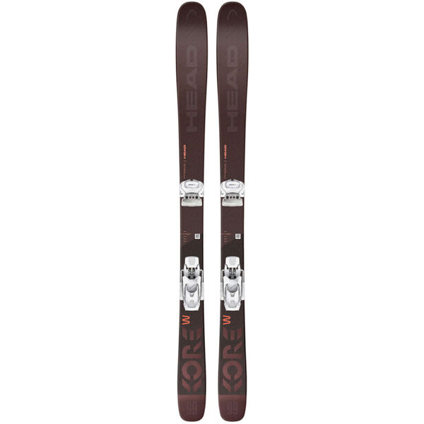 Head Kore 99 W Skis (Flat) Womens