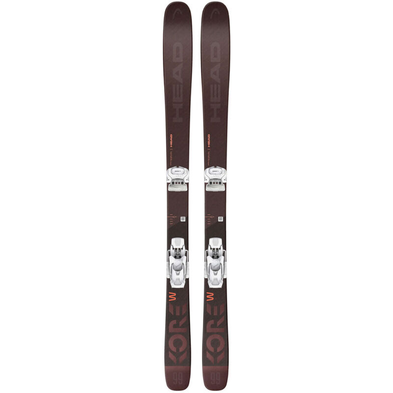 Head Kore 99 W Skis (Flat) - Womens 20/21 image number 0