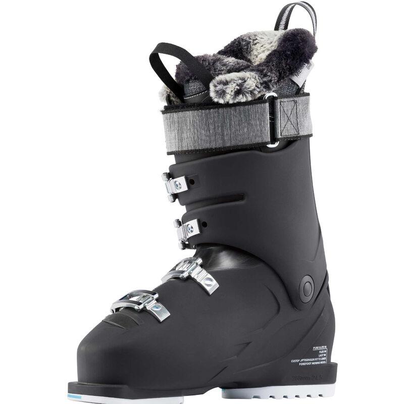 Women 27.0 Graphite Rossignol Pure Elite 90 Ski Boots
