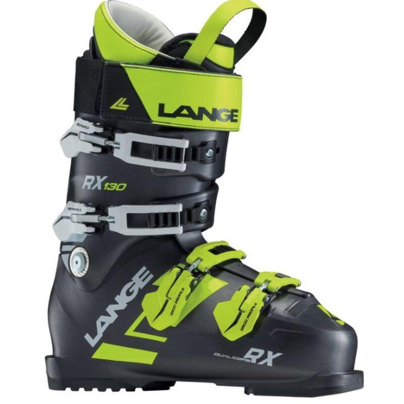 Lange RX 130 LV Ski Boots Mens image number 0