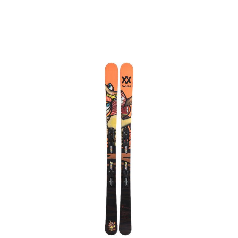 Volkl Revolt Jr Skis + Marker V Motion Bindings Kids image number 0
