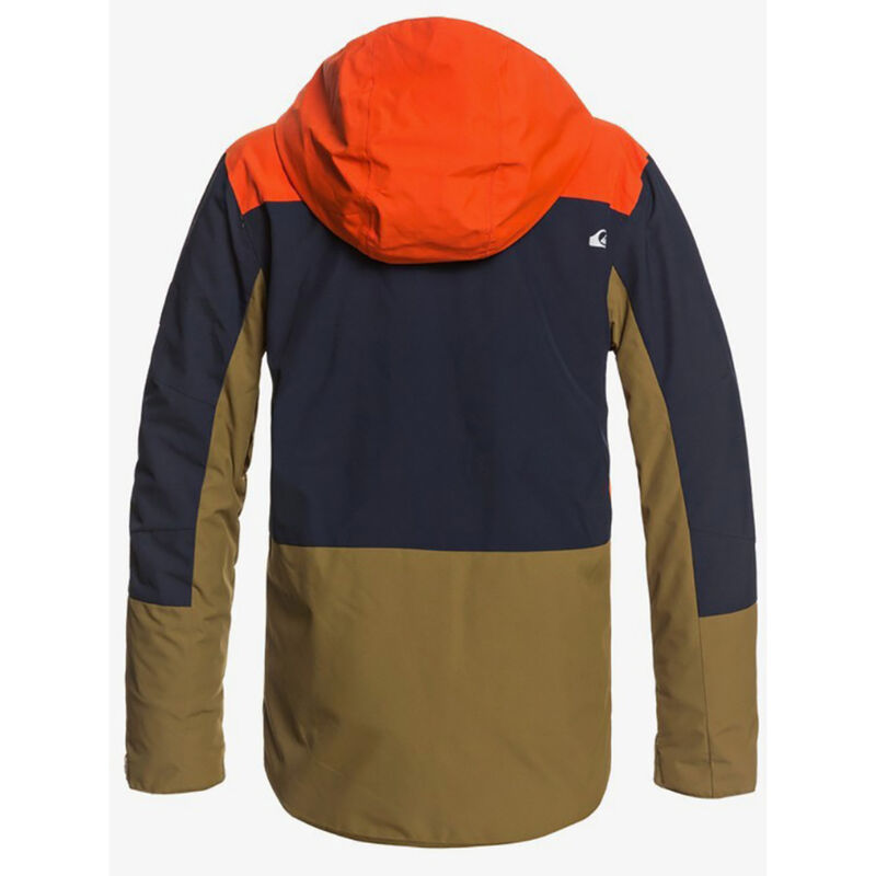 Quiksilver Ambition Snow Jacket Boys image number 2