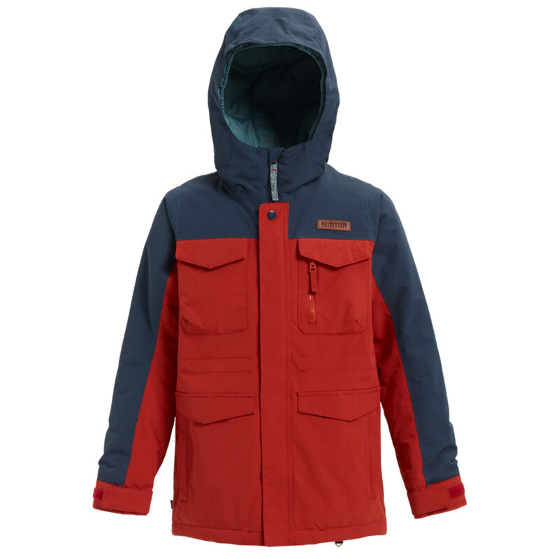 Burton Covert Jacket - Boys - 18/19 image number 0