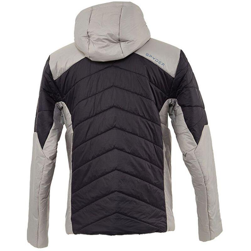Spyder Glissade Hoodie Insulated Jacket - Mens 20/21 image number 1