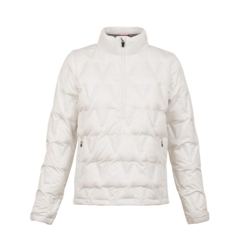 Krimson Klover Highlands Quilted Puffy Pullover Womens image number 0