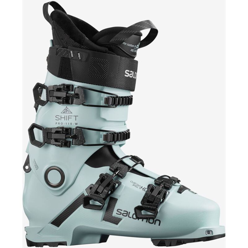 Salomon Shift Pro 110 AT Ski Boots Womens image number 0