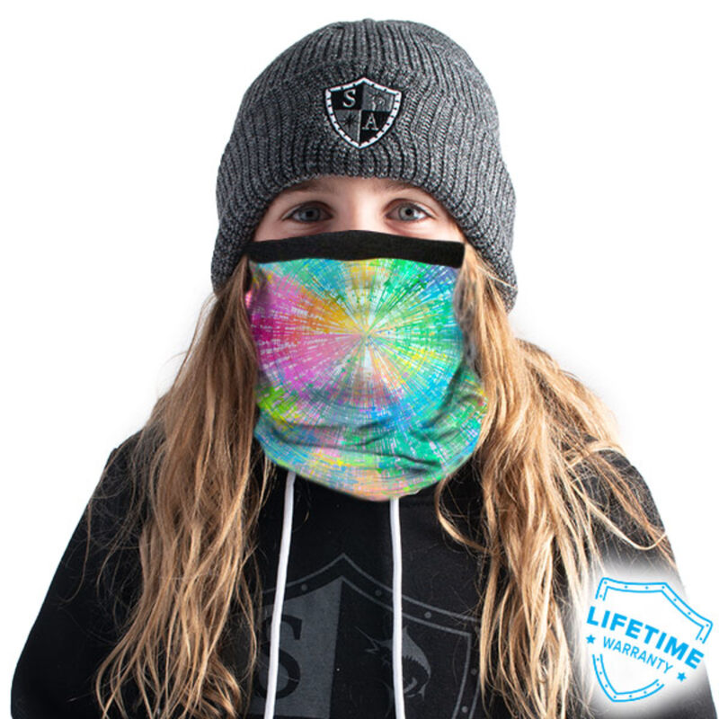 SA Company Frost Tech Fleece Lined Face Shield - Kids 20/21 image number 0