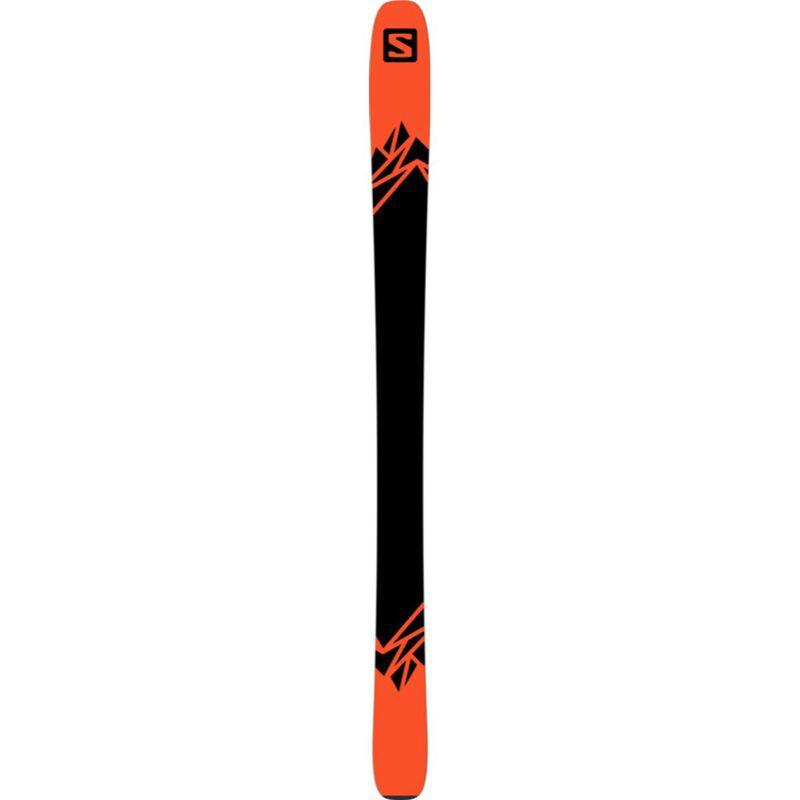 Salomon QST 106 Skis Mens image number 1