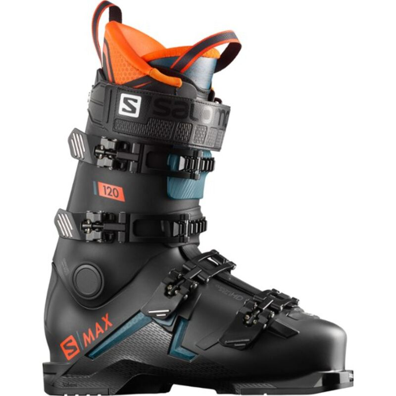 Salomon S Max 120 Ski Boots Mens image number 0