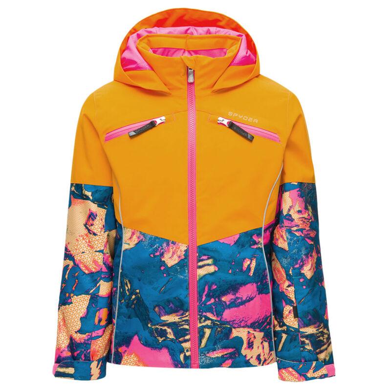 Spyder Conquer Jacket - Girls - 19/20 image number 0
