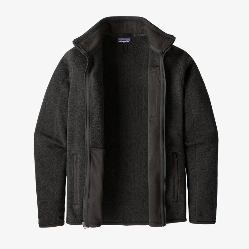 Patagonia Better Sweater Fleece Jacket Mens image number 1