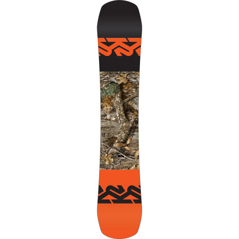 K2 Afterblack Wide Snowboard - Mens 20/21 image number 1