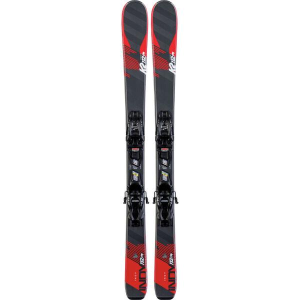 K2 Indy FDT 4.5 System Skis Kids