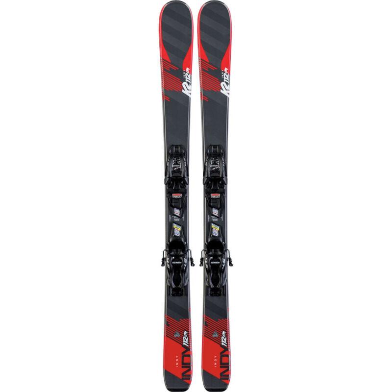 K2 Indy FDT 4.5 System Skis Kids image number 0