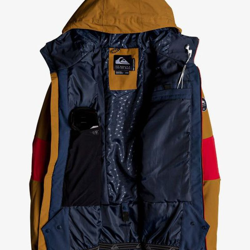 Quiksilver Sycamore Jacket Mens image number 2