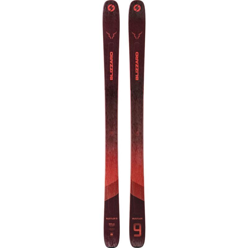 Blizzard Rustler 9 Skis Mens image number 0