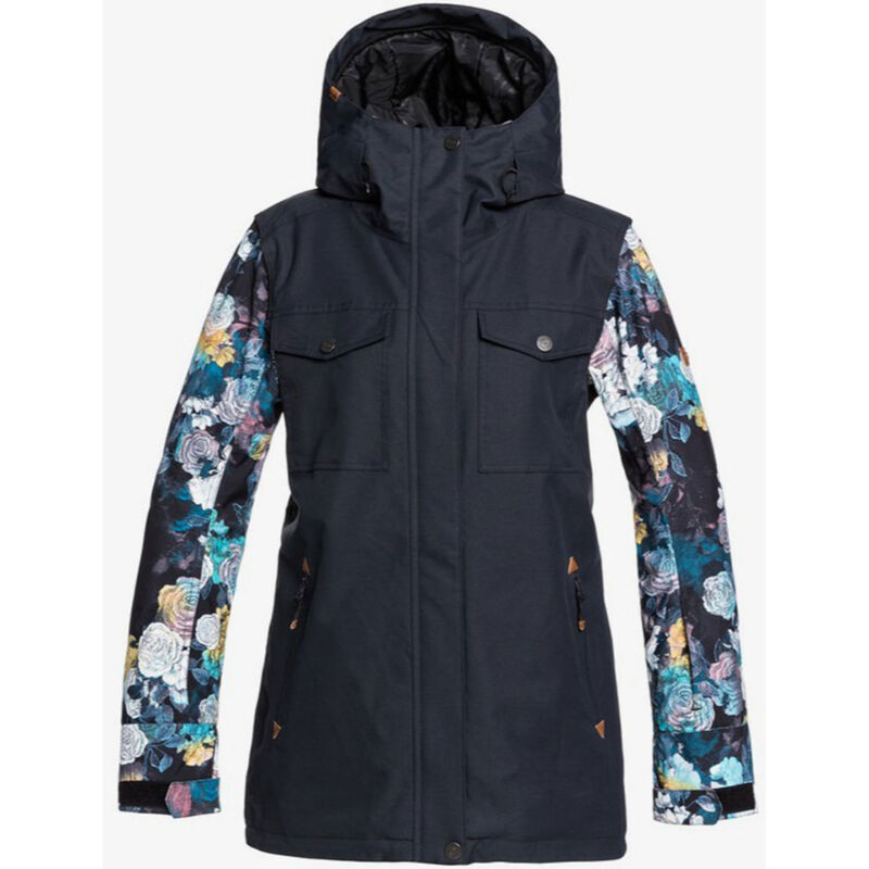 Roxy Ceder Snow Jacket Womens image number 0