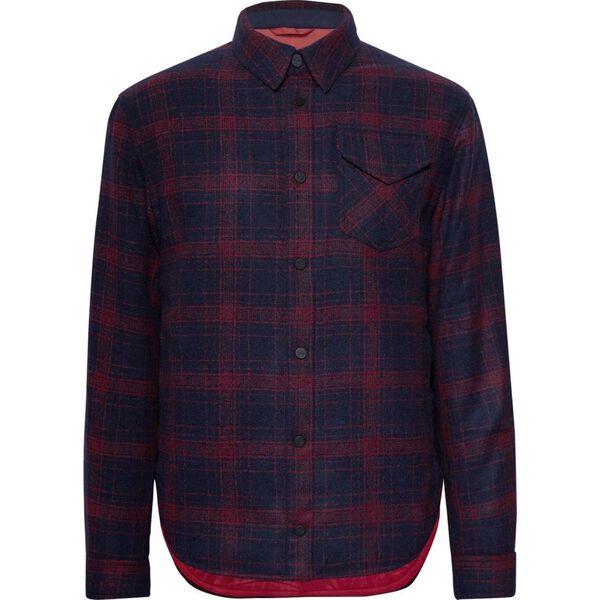 Aztech Lenado Quilted Flannel Overshirt Mens