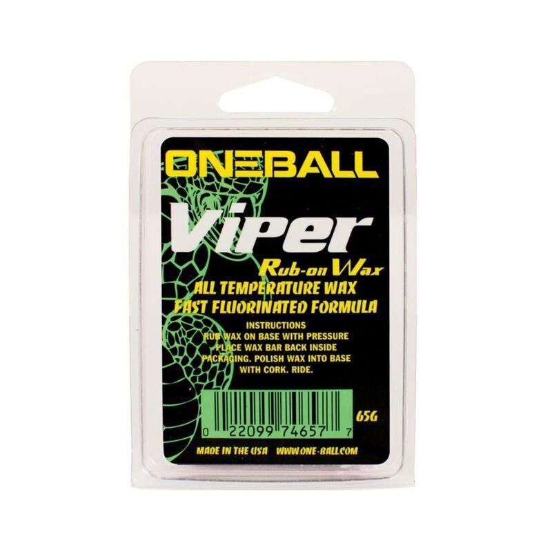OneBall Jay Viper Rub-On Snow Wax image number 0