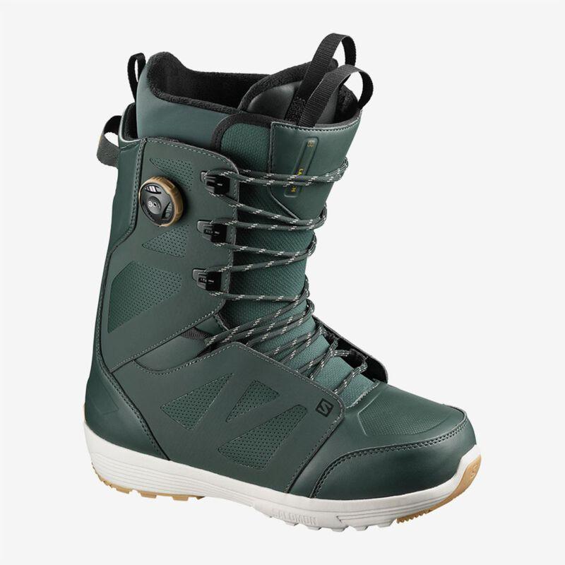 Salomon Launch Boa STR8JKT Snowboard Boots Mens image number 0
