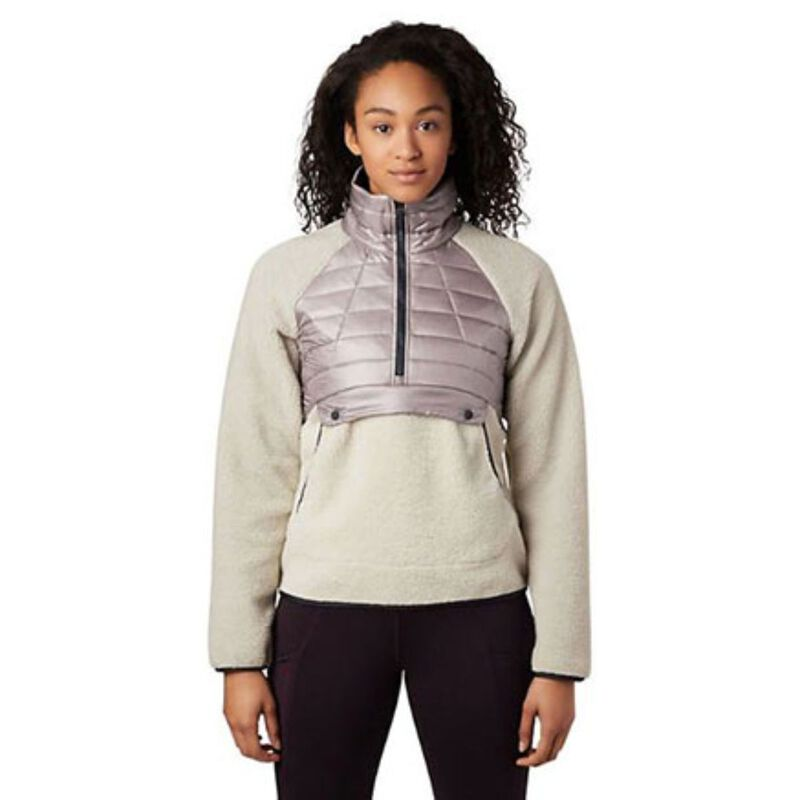 Mountain Hardwear Altius Hybrid Pullover - Womens image number 0