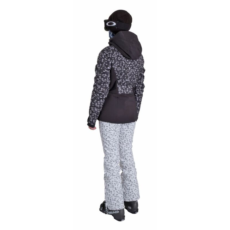 Obermeyer Cosima Down Jacket - Womens 20/21 image number 7