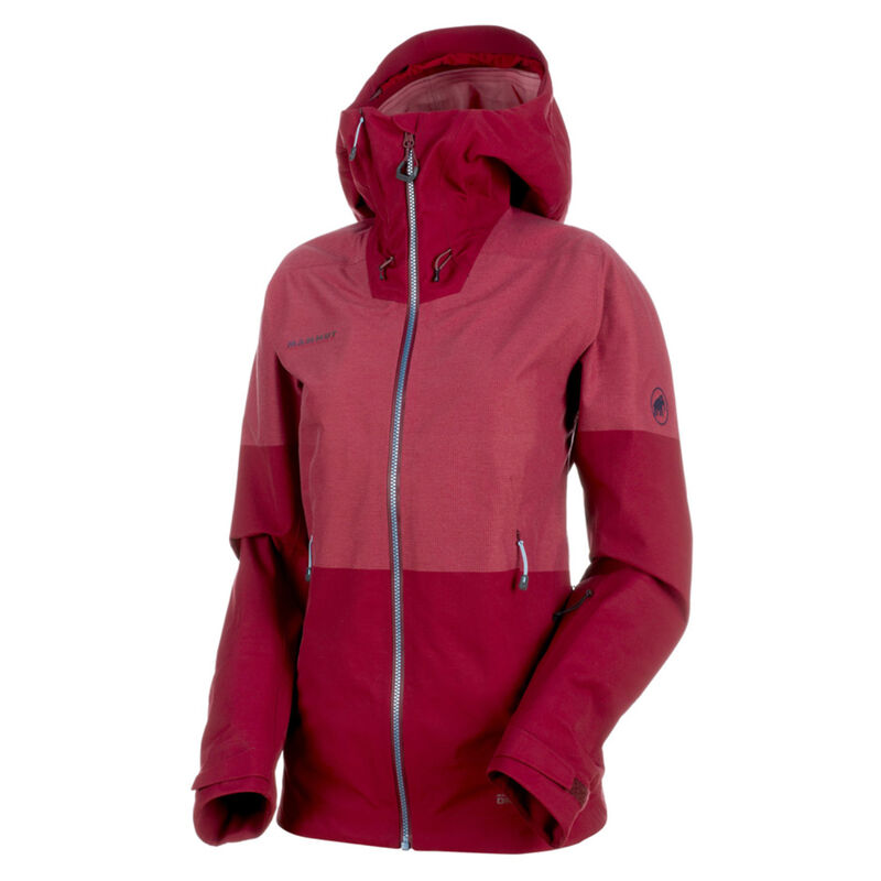 Mammut Alvier Armour Hardshell Jacket - Womens - 18/19 image number 0