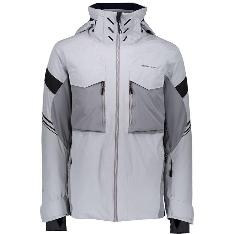 Obermeyer Ultimate Down Hybrid Jacket Mens image number 0