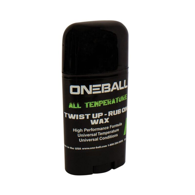 One Ball Jay F-1 Push Up Snow Wax image number 0