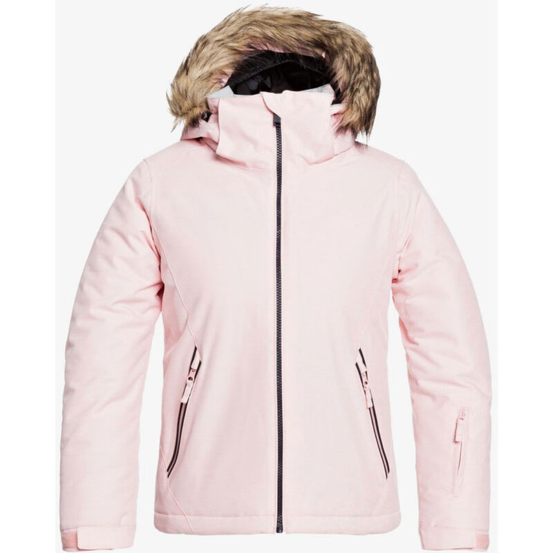 Roxy American Pie Solid Jacket Girls image number 0